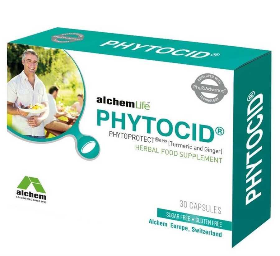 Phytocid 30 Kapsül