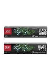 Splat - Splat Blackwood Siyah Beyazlatıcı Diş Macunu 1+1